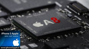 Nuovo Chip A8 per iPhone