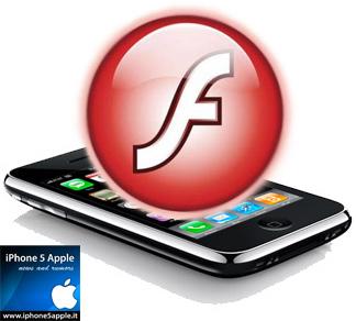 iPhone e Flash