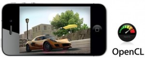 iPhone OpenCL