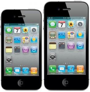 iPhone con schermo da 4 pollici