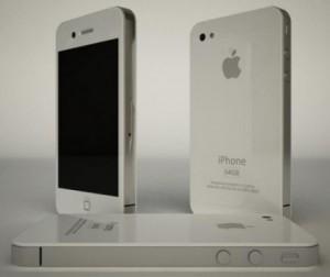 iPhone 5 sarà anche bianco!