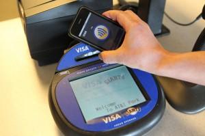 Sistema pagamenti NFC