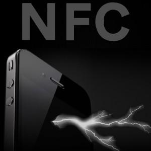iPhone 5 con NFC