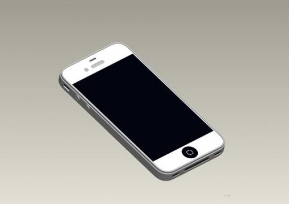 Disegni CAD di iPhone 5