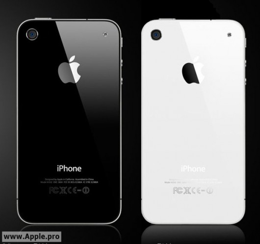 Mockup cover posteriore iPhone 5
