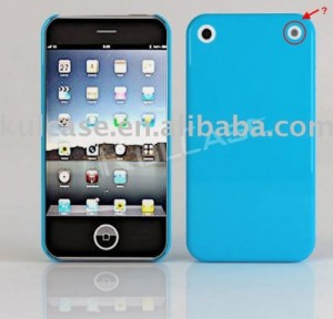 iPhone 5 cover posteriore