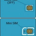 iPhone 5 con Nano Sim?