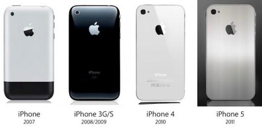 iPhone 5 arriverà il 21 Novembre?