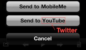 integrazione di iOS con Twitter