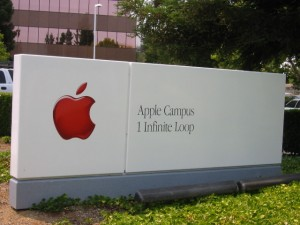 Campus Apple a Cupertino