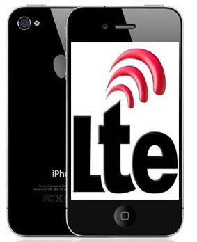 iPhone 5 con LTE?