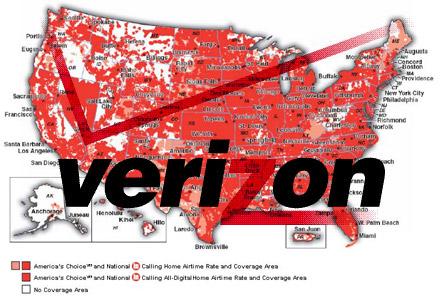 Operatore americano Verizon